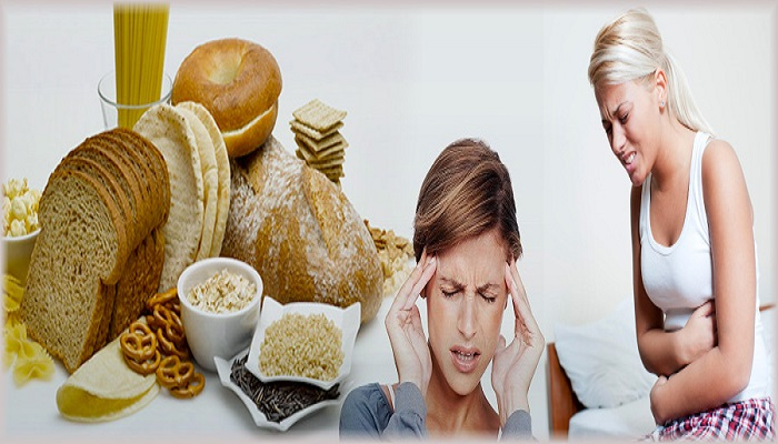 Symptoms of celiac disease