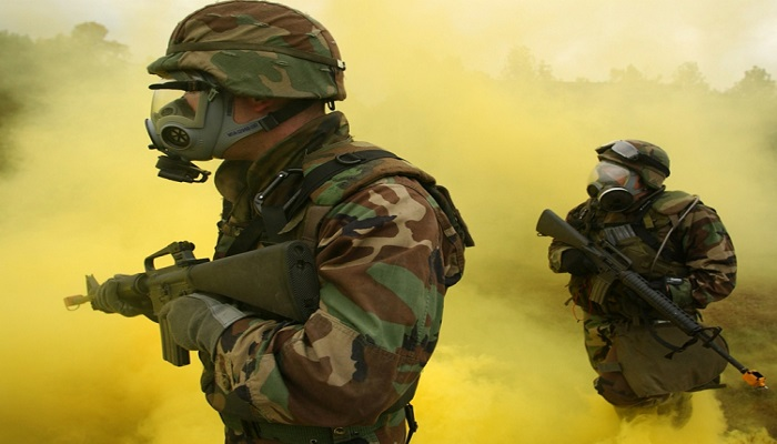 chemical weapons in warfare