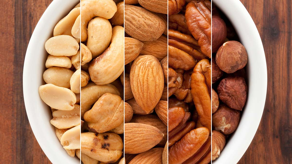 nuts benefits for heart health