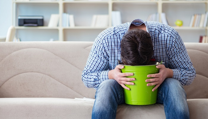 nausea, symptoms, causes and cure